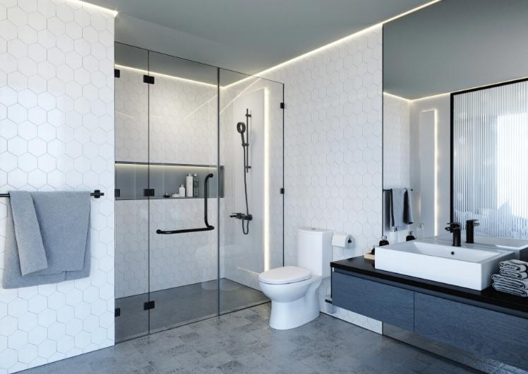 Xu hướng phòng tắm nổi bật năm 2021