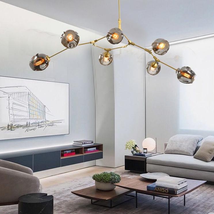 6 kiểu đèn led trang trí dành cho căn hộ chung cư hiện đại
