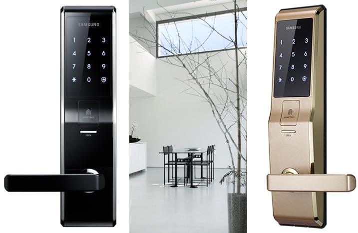 3 mẫu khóa điện tử Samsung bán chạy nhất của hãng Samsung
