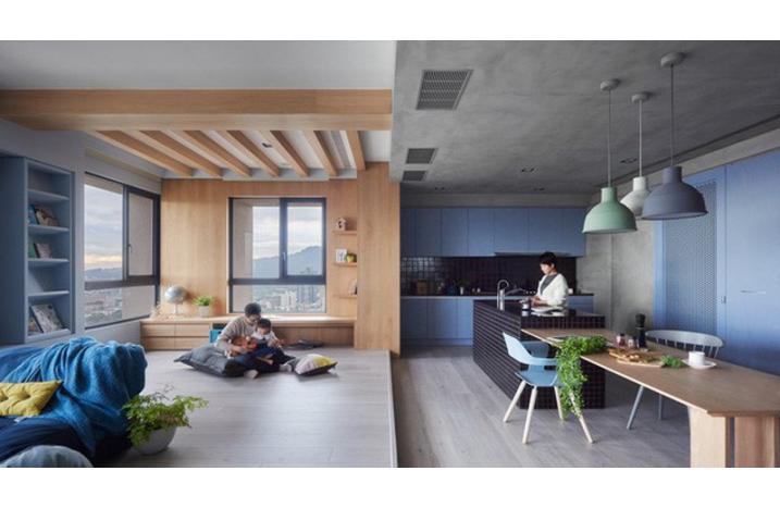 3 mẫu thiết kế nội thất chung cư phong cách Nhật Bản đẹp nhất 2022