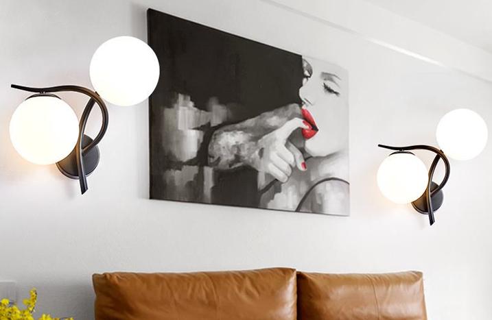 Sửng sốt với 7 mẫu đèn led trang trí phòng ngủ tinh tế đẹp đến mê hồn