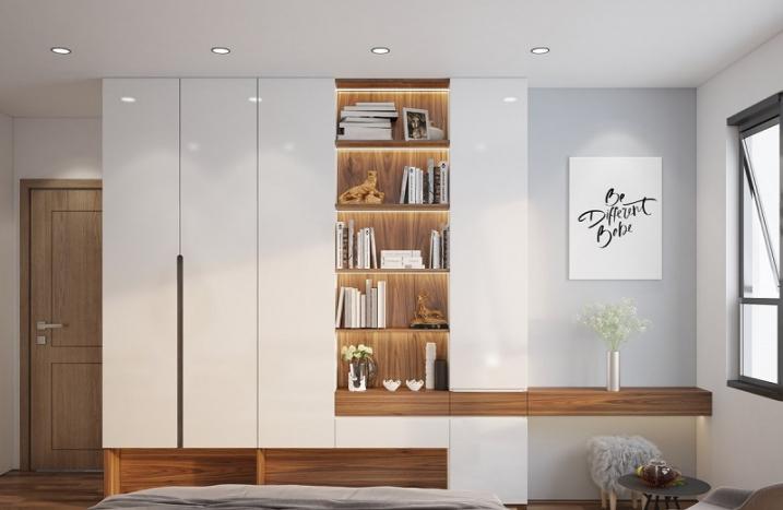 Thiết kế nhà chung cư kiểu Nhật tạo không gian sống hoàn hảo nhất